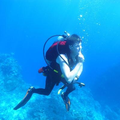 Underwater dive adelaide
