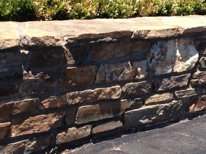local retaining walls